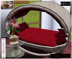 Rock Set Bedroom