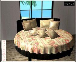 Rounded Bed Berlin MESH
